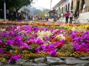 El Salvador... de colores